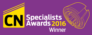 Construction News Specialist Awards 2016 - Winner